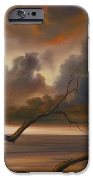 Botany Bay iPhone Case by James Christopher Hill