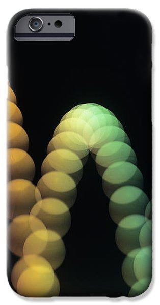 Bouncing Ball iPhone Case by Adam Hart-davis