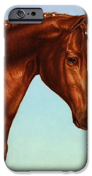 Animals iPhone Cases - Braided iPhone Case by James W Johnson