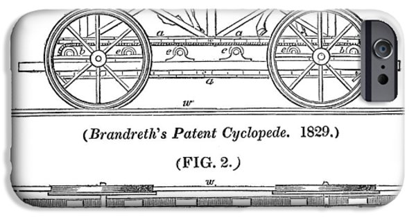 Nineteenth iPhone Cases - Brandreths Cyclopede iPhone Case by Science, Industry & Business Librarynew York Public Library