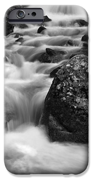 Creek iPhone Cases - Bridalveil Creek iPhone Case by Rick Berk
