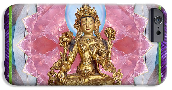 Best Sellers -  - Tibetan Buddhism iPhone Cases - Bright Ally iPhone Case by Bell And Todd