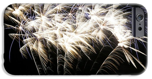 July 4th iPhone Cases - Bright Lights iPhone Case by Phill  Doherty