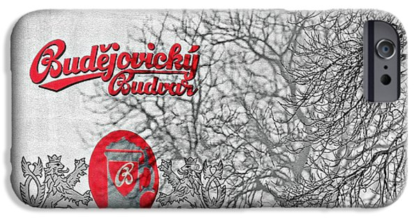 Budejovice iPhone Cases - Budweis Czech Republic - 700 years of Brewing Tradition iPhone Case by Christine Till