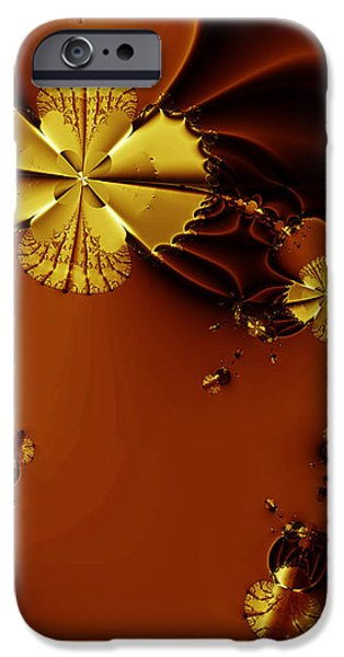 Bumble Beez Over Chocolate Lake . S19 iPhone Case by Wingsdomain Art and Photography
