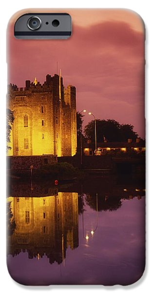 Cummins iPhone Cases - Bunratty, County Clare, Ireland iPhone Case by Richard Cummins
