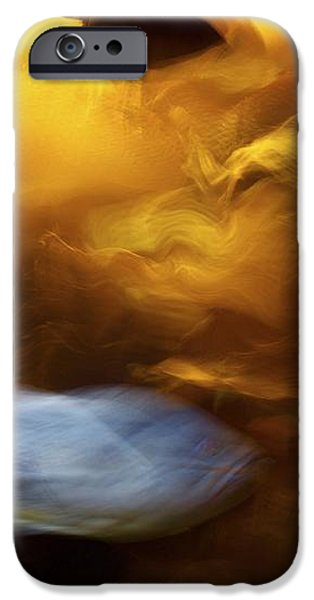 Burning in the Deep iPhone Case by Julius Reque