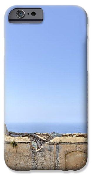 Bussana Vecchia - Liguria - Italy iPhone Case by Joana Kruse