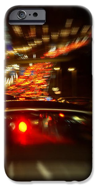 Busy Highway iPhone Case by Carlos Caetano