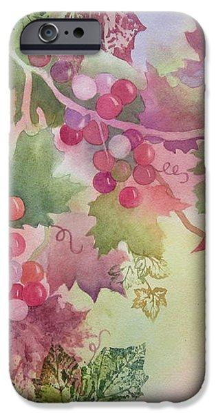 Cabernet iPhone Case by Deborah Ronglien
