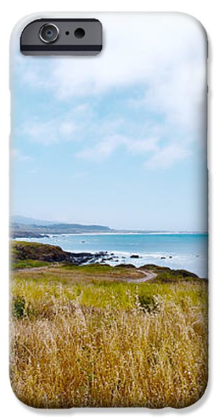 California Pacific Coast Highway - Forever Summer  iPhone Case by Artist and Photographer Laura Wrede