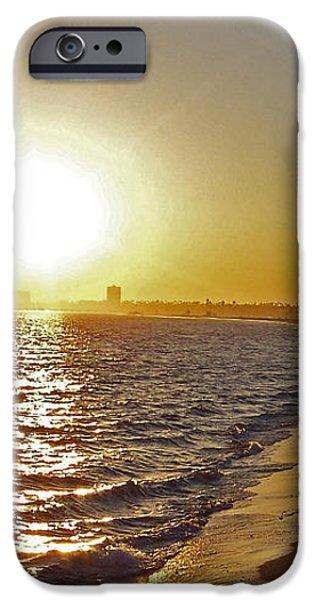 California Sunset iPhone Case by Ernie Echols