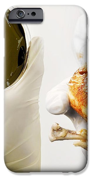 Campylobacter Food Poisoning iPhone Case by Tim Vernon, Lth Nhs Trust