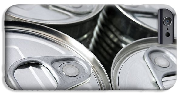 Opening iPhone Cases - Canned food iPhone Case by Carlos Caetano