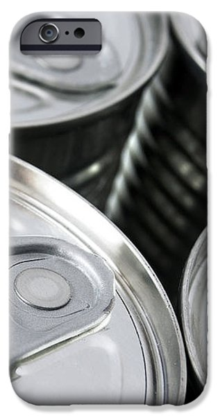 Canned food iPhone Case by Carlos Caetano