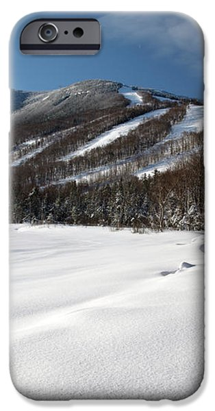 Cannon Mountain - White Mountains New Hampshire  iPhone Case by Erin Paul Donovan