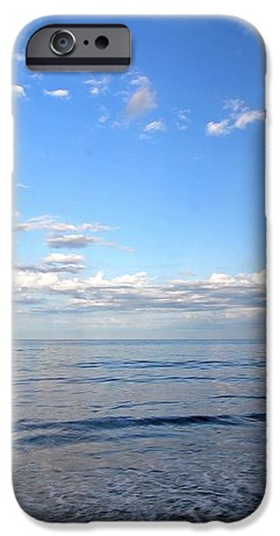 Cape Cod Summer Sky iPhone Case by Juergen Roth