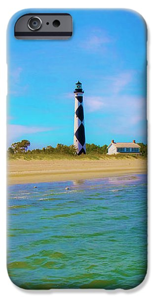 Cape Lookout 1 iPhone Case by Betsy A  Cutler