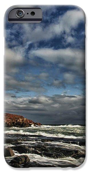 Cape Neddick Lighthouse iPhone Case by Rick Berk