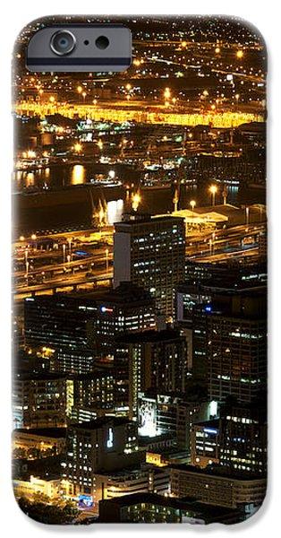 Cape Town iPhone Case by Fabrizio Troiani