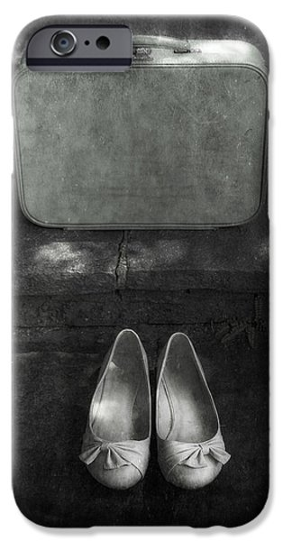 case and shoes iPhone Case by Joana Kruse