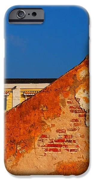 Castillo de Oro iPhone Case by Skip Hunt