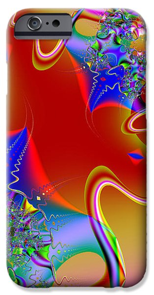 Celebration . S16 iPhone Case by Wingsdomain Art and Photography