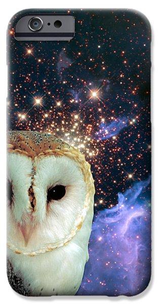 Celestial Nights iPhone Case by Robert Orinski