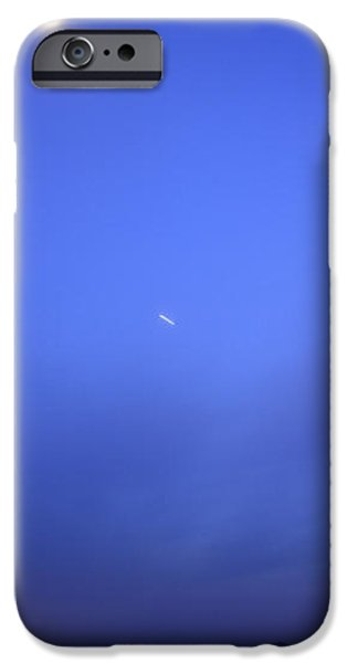 Celestial transit iPhone Case by Ian Middleton