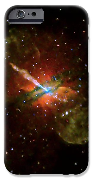 Centaurus A iPhone Case by NASA