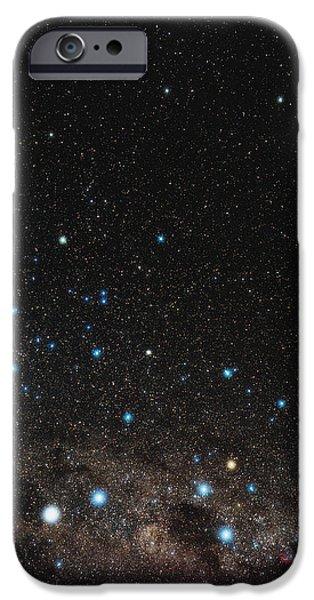 Centaurus Constellation iPhone Case by Eckhard Slawik