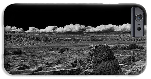 Chaco iPhone Cases - Chaco Six iPhone Case by Paul Basile