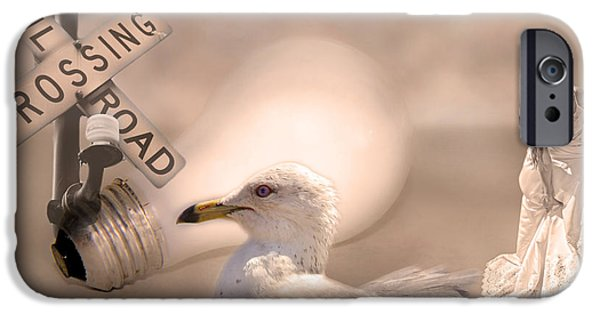 Nineteen iPhone Cases - Chapter Nineteen  iPhone Case by Betsy A  Cutler