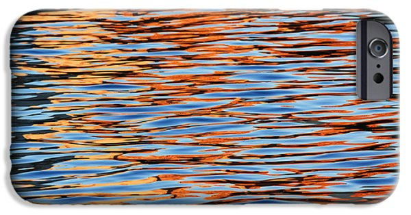 Charles River iPhone Cases - Charles Reflections iPhone Case by Rick Berk