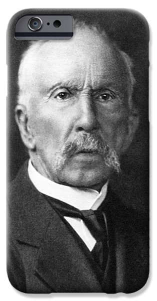 1850-1913 iPhone Cases - Charles Richet, French Physiologist iPhone Case by
