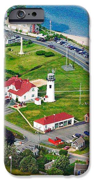 Chatham Lighthouse Cape Cod Massachusetts iPhone Case by Matt Suess