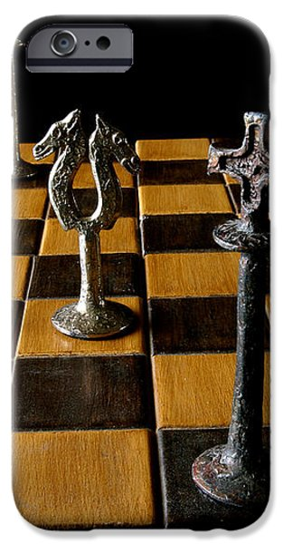 Checkmate iPhone Case by David Salter