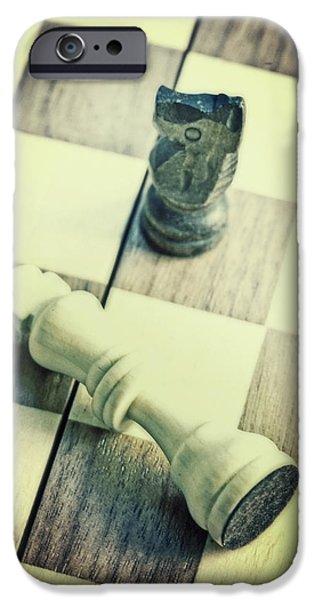 chess iPhone Case by Joana Kruse