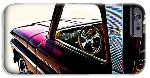Chevrolet iPhone Cases - Chevy Pickup iPhone Case by Douglas Pittman