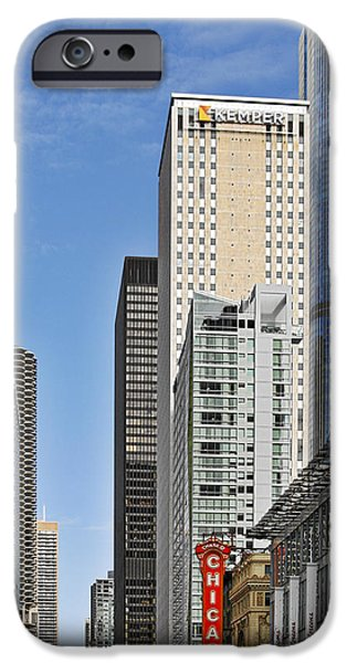 Chicago State Street - That great street iPhone Case by Christine Till