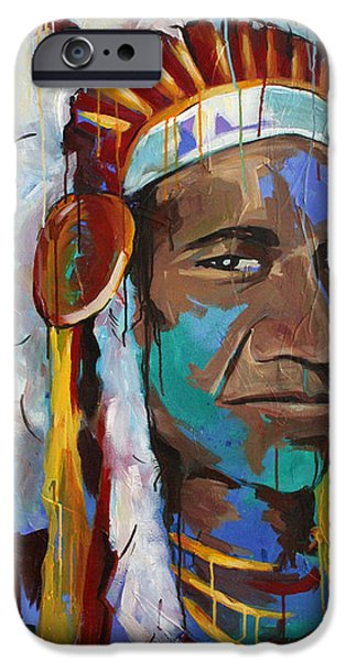 Chief iPhone Cases - Chiefing iPhone Case by Julia Pappas