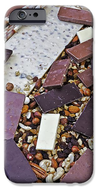 chocolate iPhone Case by Joana Kruse
