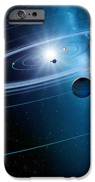 Christmas Star As Planetary Conjunction iPhone Case by Detlev Van Ravenswaay