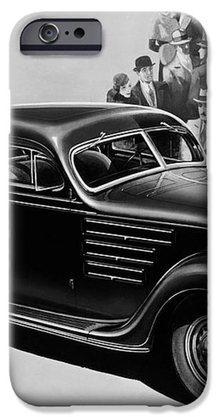 Chrysler Airflow iPhone Case by Photo Researchers