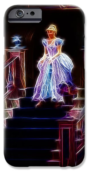 Cinderella enters the ball iPhone Case by Darleen Stry