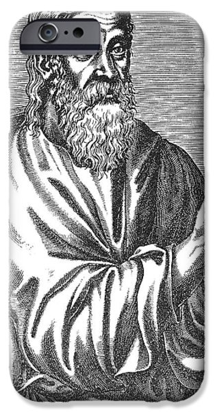 Flavius iPhone Cases - Clement Of Alexandria iPhone Case by Granger