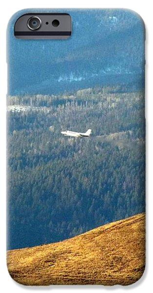 Climbing Skyward iPhone Case by Will Borden