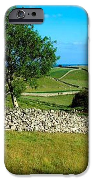 Co Galway, Connemara, Lough Corrib iPhone Case by The Irish Image Collection
