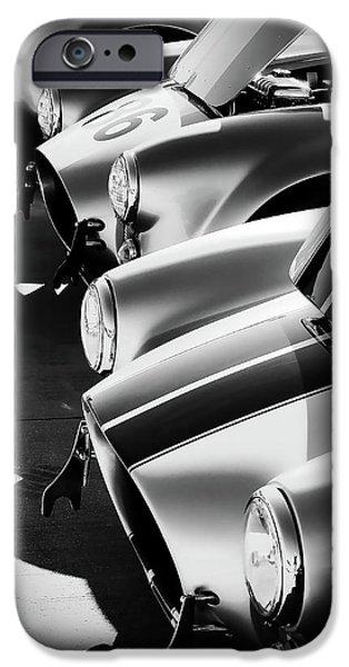 Cobra iPhone Cases - Cobra Pit iPhone Case by Douglas Pittman