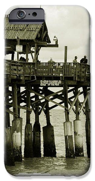 Cocoa Beach FL II iPhone Case by Susanne Van Hulst